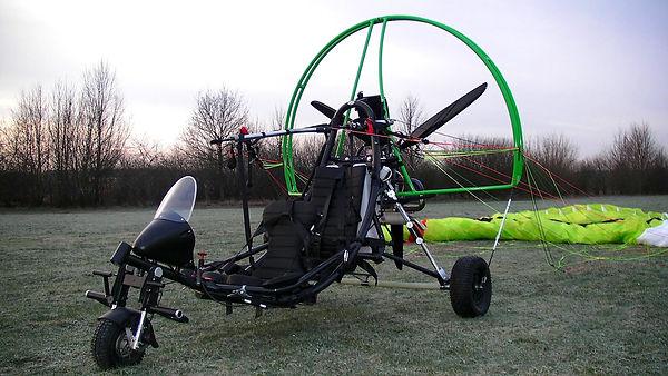 fresh breeze xlight trike