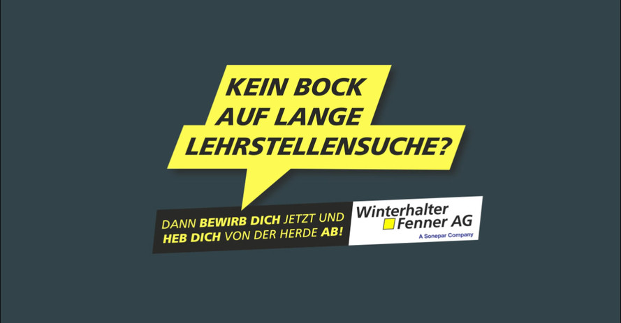 Animation Clip für Winterhalter und Fenner AG