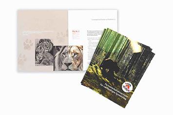 Sponsoren Broschüre