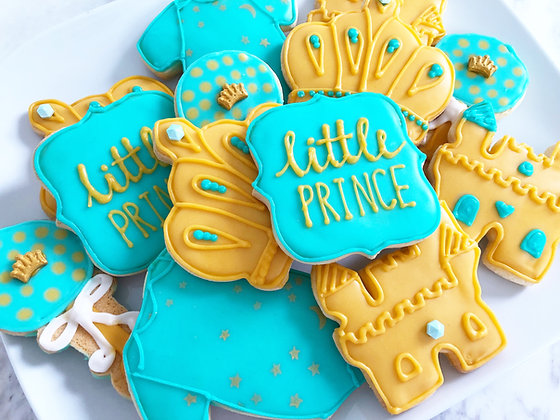 BABY SHOWER - LITTLE PRINCE