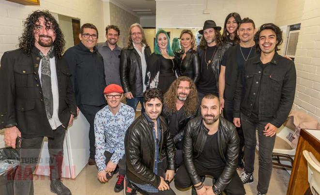 The 2017 crew