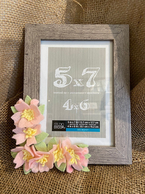 Spring/Mothers day Frame