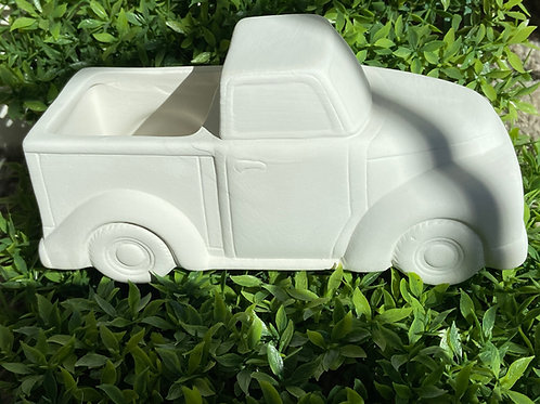 Ceramic Farm Truck