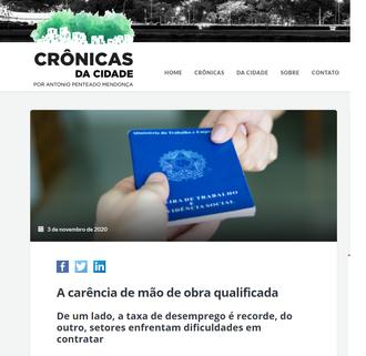 PORTAL CRONICAS DA CIDADE