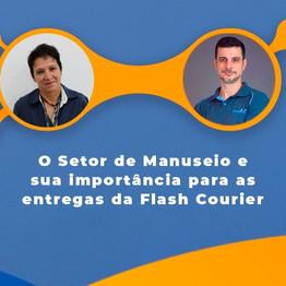 O Setor de Manuseio e sua importância para as entregas da Flash Courier