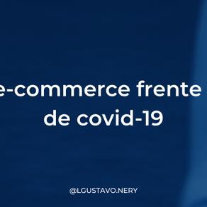 """Boom"" do e-commerce frente à pandemia de Covid-19"