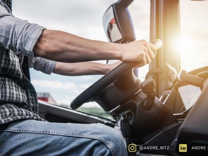 O motorista do futuro: transformações e revoluções tecnológicas no TRC