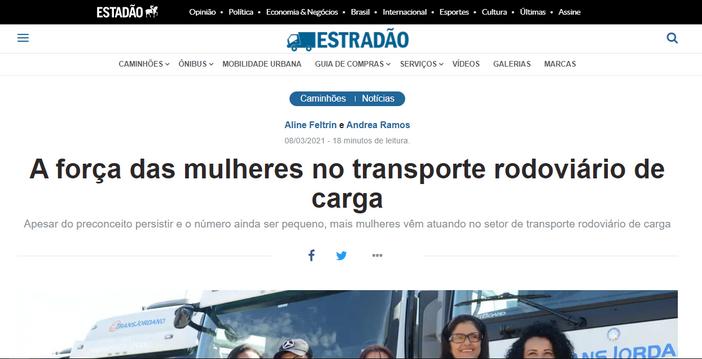PORTAL ESTADÃO