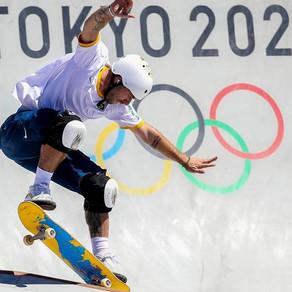 A consolidação do skate como esporte olímpico