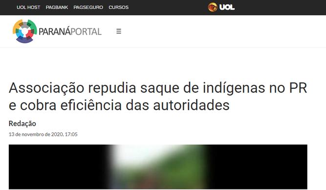 PARANÁ PORTAL (UOL)
