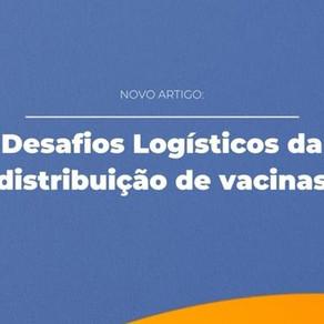 Desafios logísticos da distribuição da vacina da covid-19