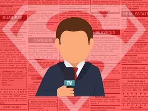 Da síndrome de Clark Kent à mentiroso: um panorama da imagem do comunicador