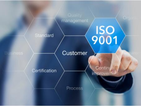ISO 9001 e sua importância