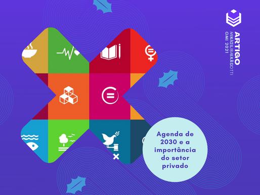 Agenda de 2030 e a importância do setor privado