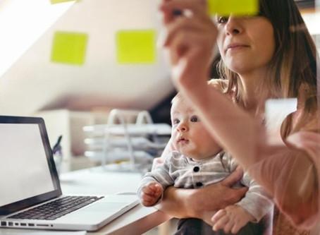 Executivas apontam os principais desafios das mulheres que empreendem após a maternidade