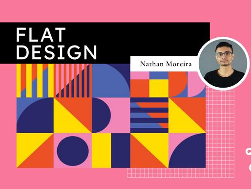 Flat Design: Como a ausência de elementos pode enriquecer seu design.