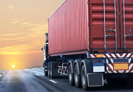 Importância do transporte de cargas no Sul