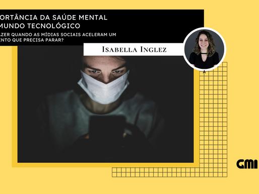 A importância da saúde mental num mundo tecnológico