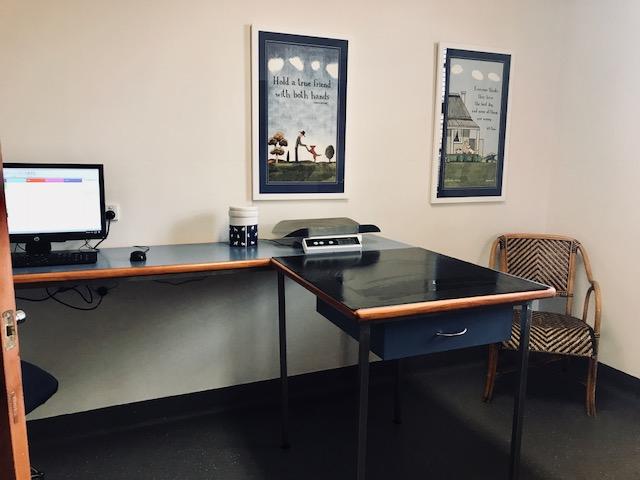 Vet Consult Room