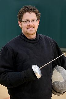 Fencing Coach Brian Duckwitz