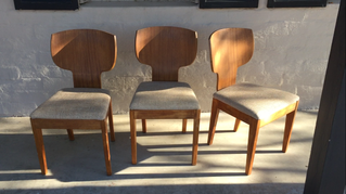 New Life for Vintage Dining Chairs (Part 1)