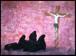 Via Dolorosa: Crucifixion