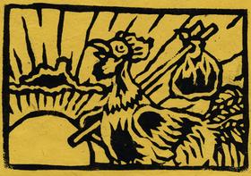 Rooster Vagabond