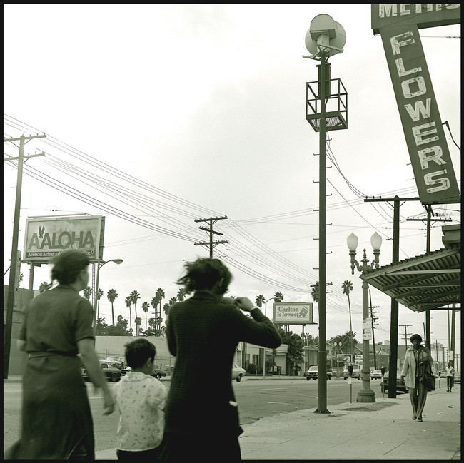 Air Raid Sirens of Los Angeles County