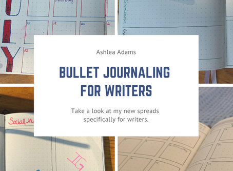 Bullet Journal for Writers