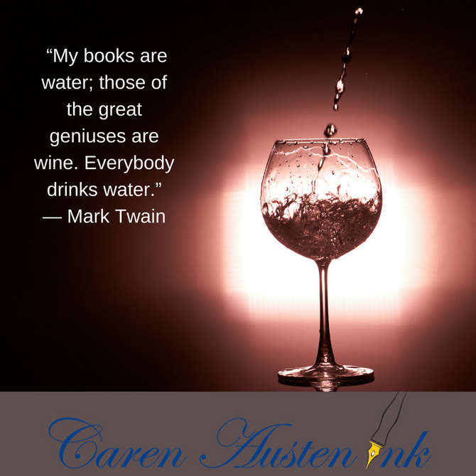 Water or Wine?