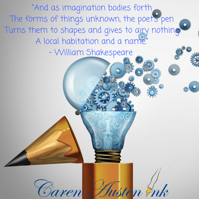 Imagination and the Writer's Pen