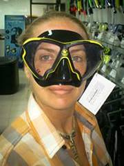 Выбор маски для дайвинга