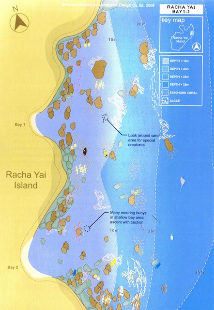 Racha Yai Bay 1-2
