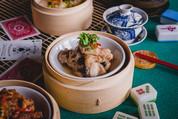 Steamed Kurobuta Pork Ribs with Fermente