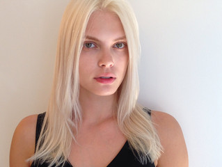Stunning model Masha Gutic got her hair color at Dima Salon!