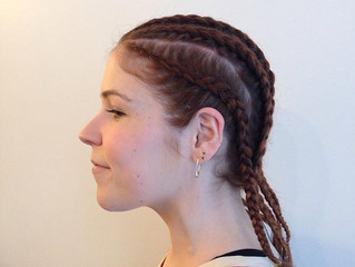 Summer braids at Dima Salon!