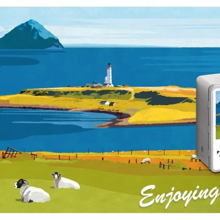 "Coming soon: Arran The Explorer Series Issue 3 - ""Kildonan & Pladda Island"""
