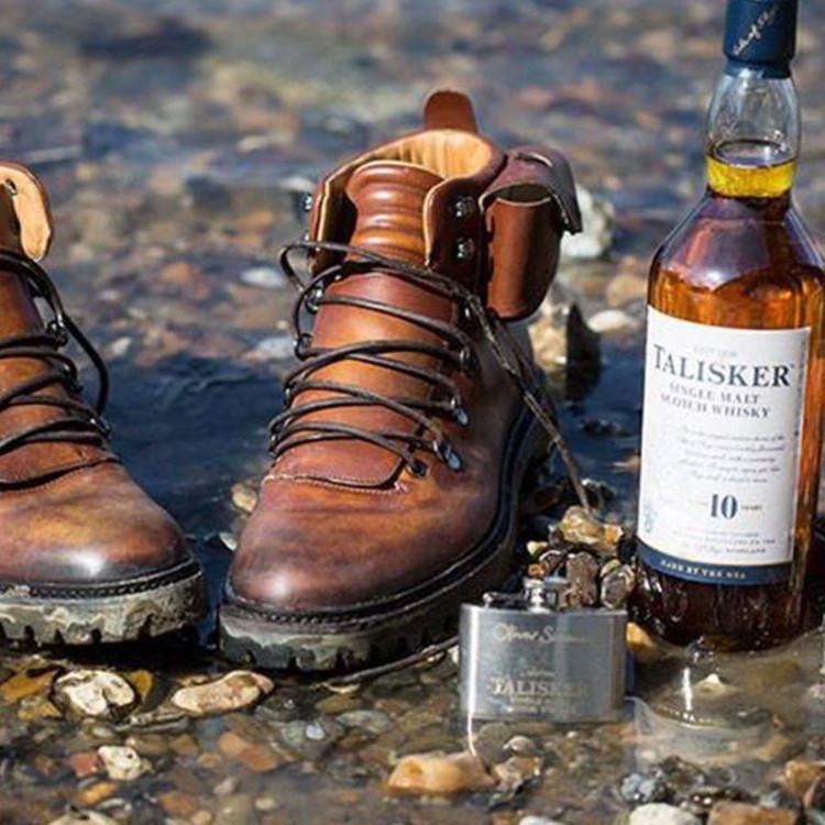 Whisky Wanderung