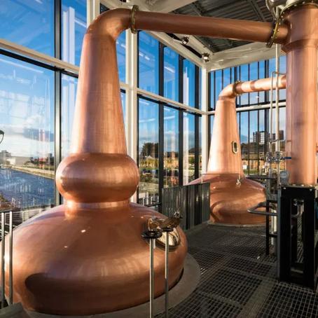 Clydeside Distillery bleibt für den Rest des Jahres für Besucher geschlossen