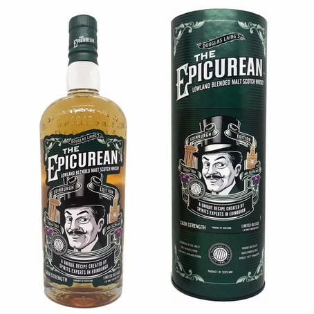 Douglas Laing Unveils The Epicurean Cask Strength Edinburgh Edition