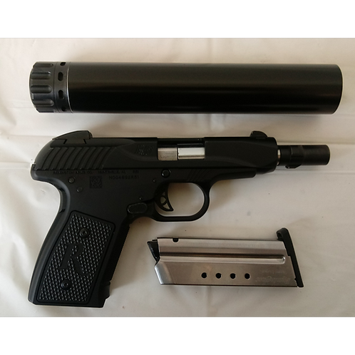 9mm Remington R51 with QD Suppressor