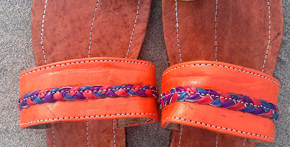 One-Strap Sandal