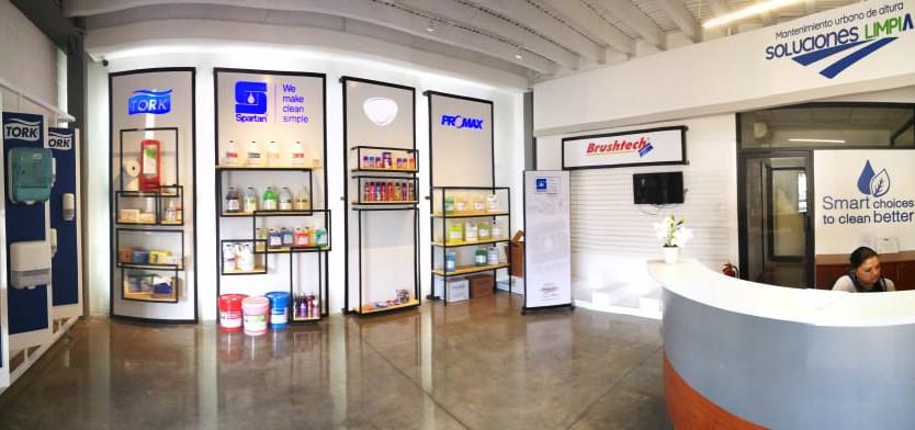 Sala de Exhibición, Promark