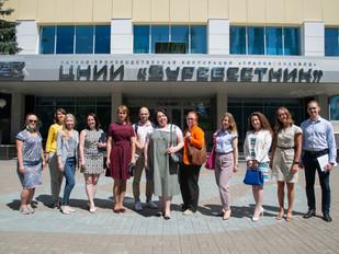 Встреча корпоративных СМИ Нижегородского РО СоюзМаш
