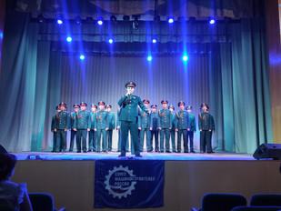 23 августа в ДК «Орджоникидзе» состоялся концерт Ансамбля песни и пляски ЗВО (г. Санкт-Петербург)