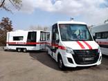 Горьковский автозавод поставил автомобили скорой помощи в Узбекистан