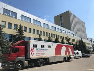 На нижегородских предприятиях в августе 2021 состоялись Дни донора