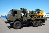 АО «ЦНИИ «Буревестник» отправил армейским тыловикам партию погрузчиков