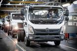 Автозавод ГАЗ начал серийное производство грузового автомобиля «Валдай NEXT»