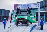 Экипаж «ГАЗели NEXT» стал победителем I этапа Чемпионата России по ралли-рейдам